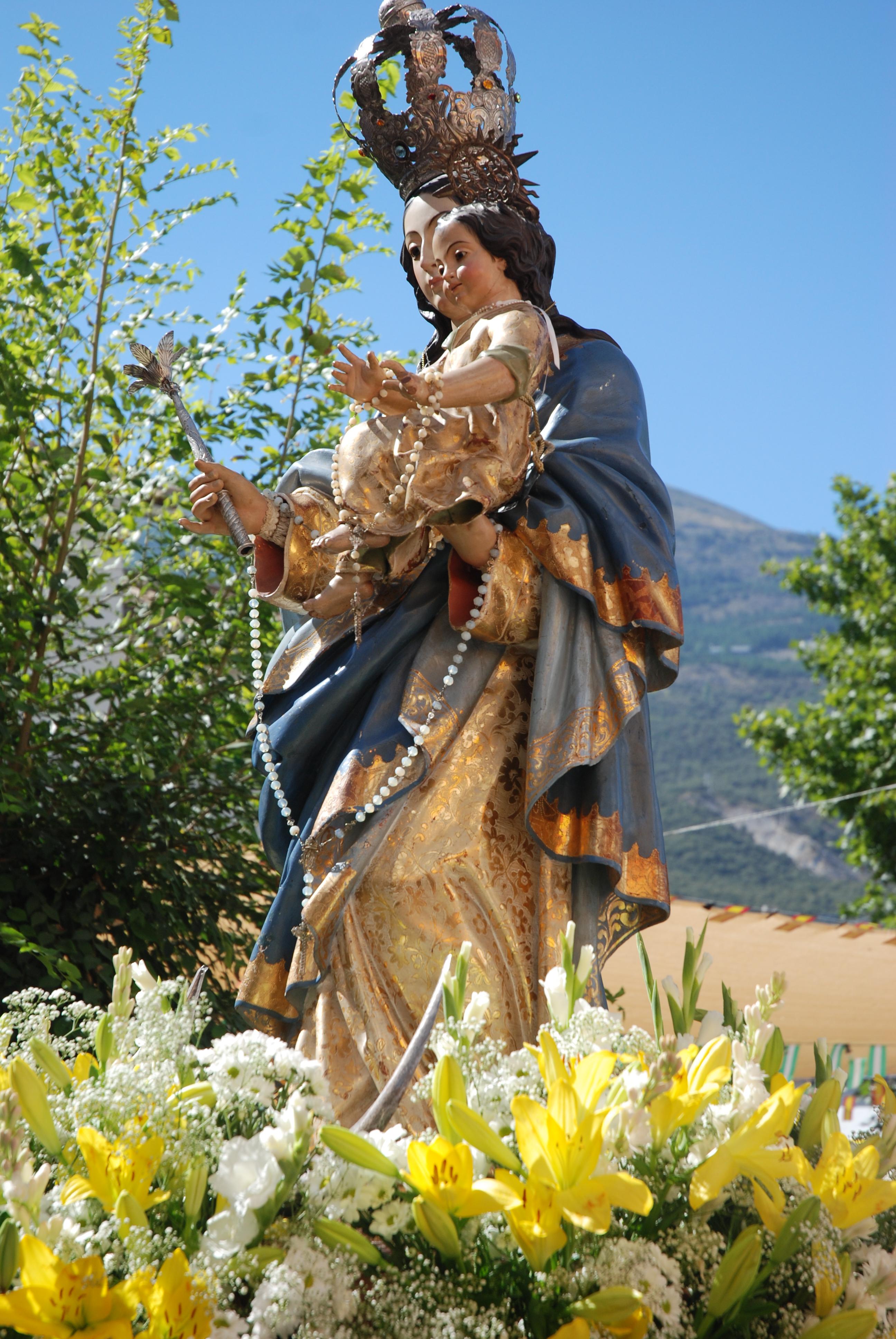Easter in Güéjar Sierra