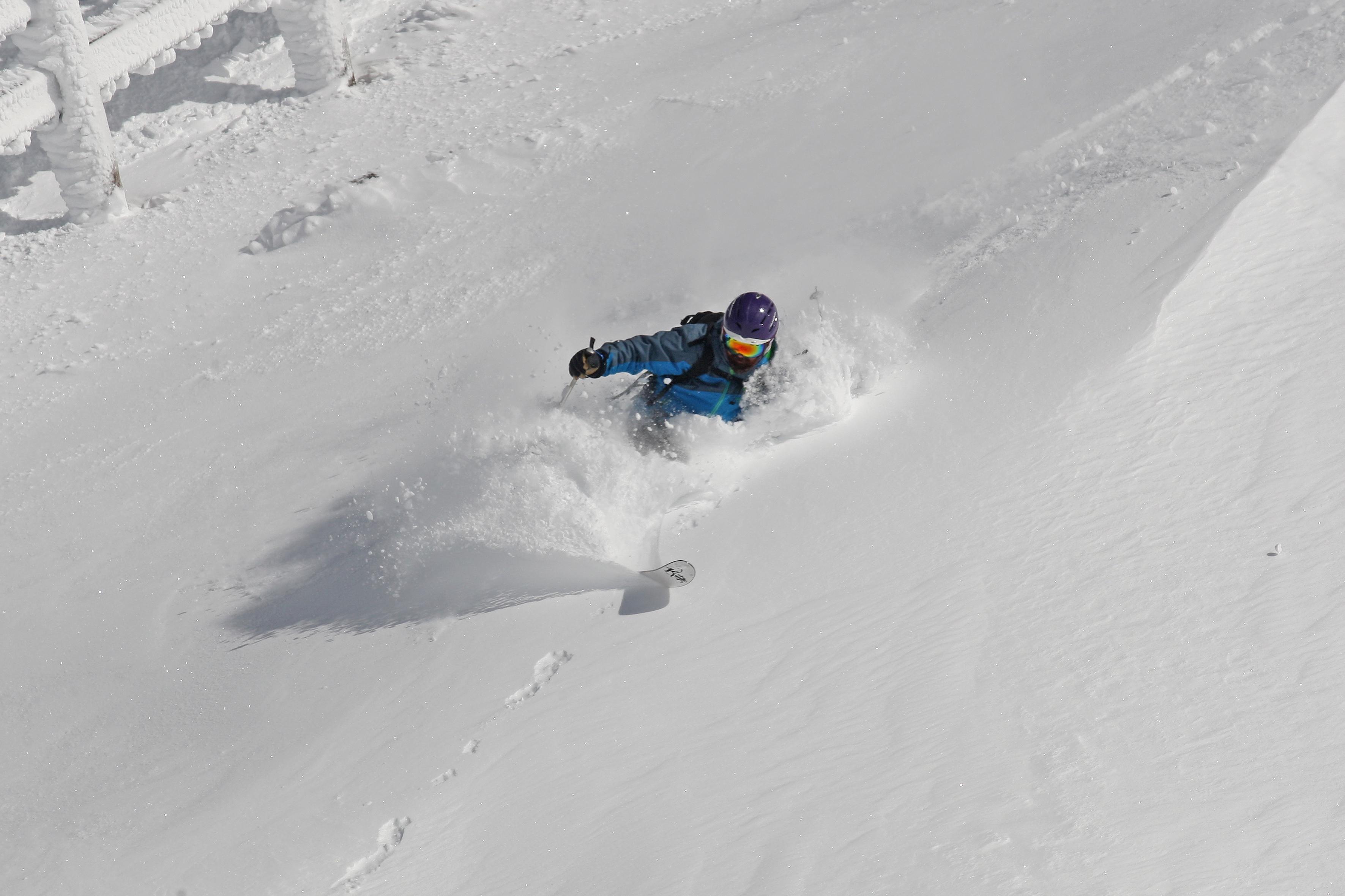 Siente la nieve y combina los deportes de invierno a tu gusto.