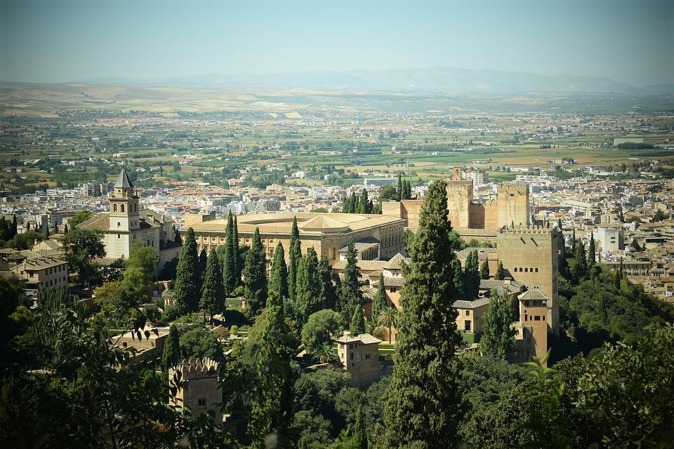 Visita guiada a la Alhambra desde Güéjar Sierra
