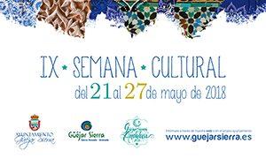 XI Semana Cultural de Güéjar Sierra