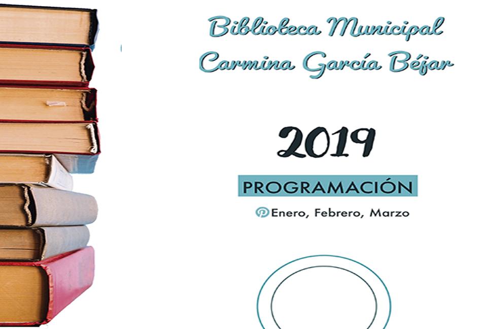 Programacion biblioteca 1T 2019 WEB TURISMOjpg