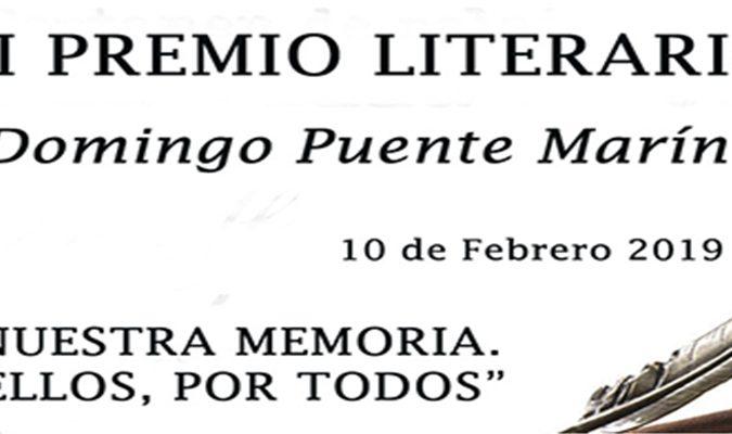 XII Certamen Domingo Puente EVENTO WEB TURISMO
