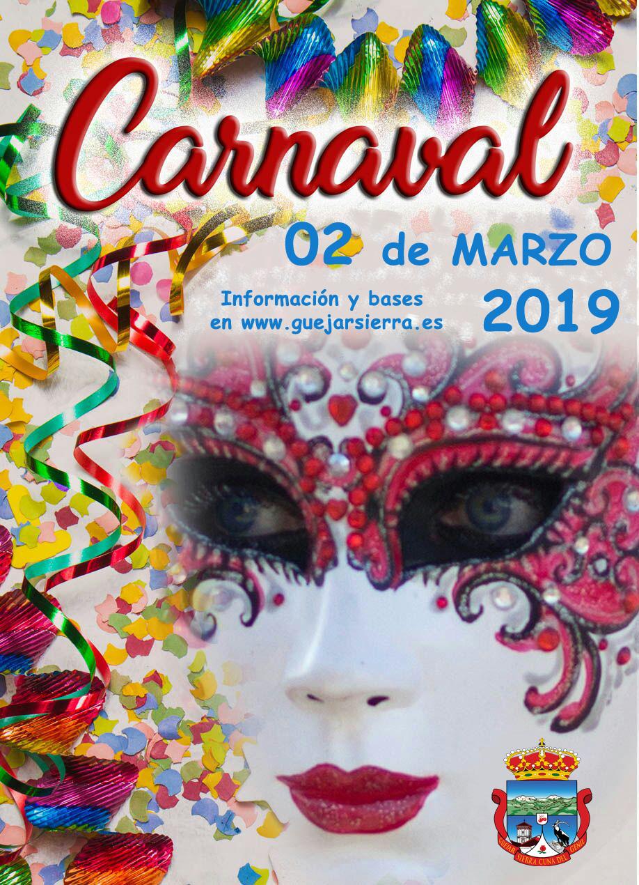 Carnaval 2019 CARTEL