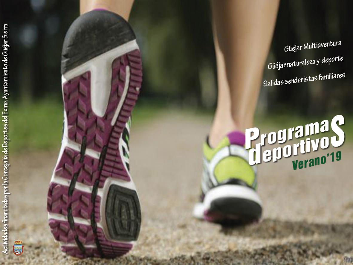 Programa Deportes Verano 2019