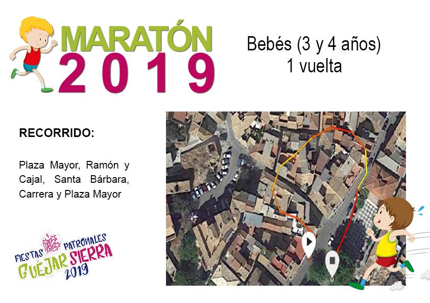 Fiestas Maraton bebes