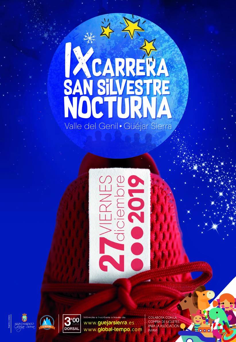 San Silvestre 2019 CARTEL