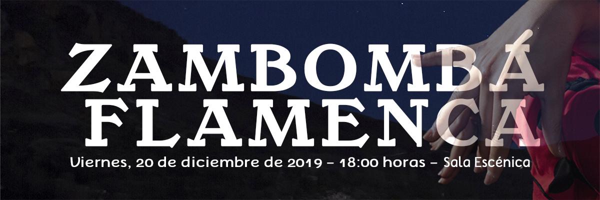 Velada flamenca evento web turismo