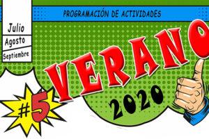 Programa verano 2020 INDEX