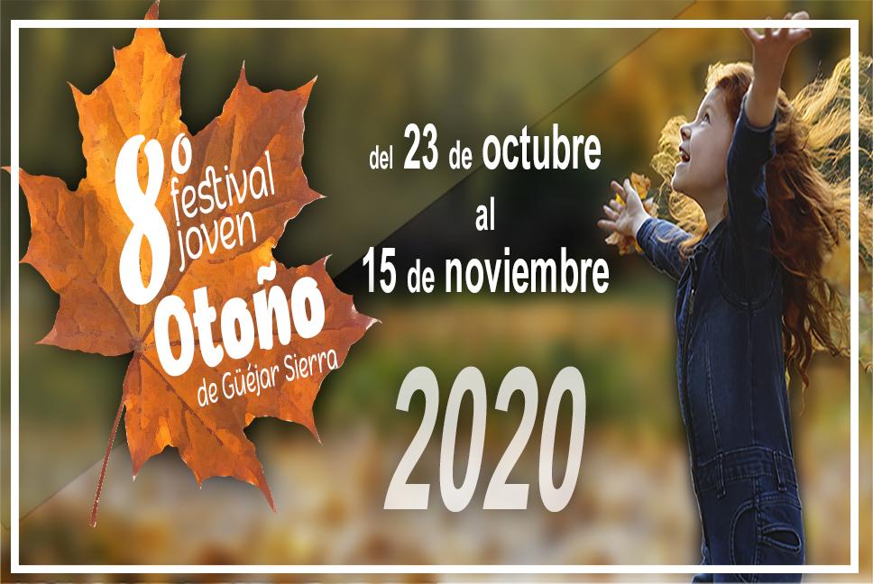 PROGRAMA FESTIVAL OTOÑO 2020 Imgen WEB TURISMO