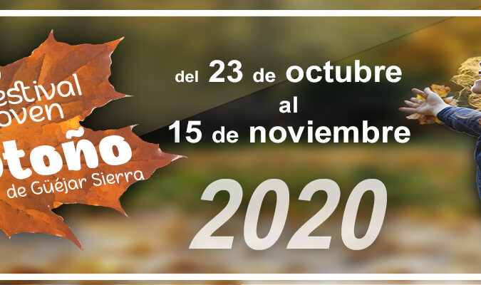 PROGRAMA FESTIVAL OTOÑO 2020 WEB TURISMO
